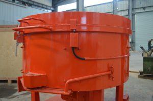 used refractory gunite machinery