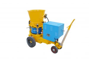 guinniting machine for refractory material