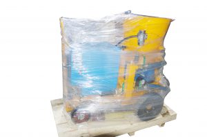 concrete refractory gunite shotcrete machine