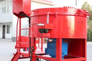 small size dry-mix refractory shotcrete machine spare part